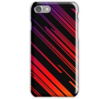 Fading Lines iPhone Case/Skin