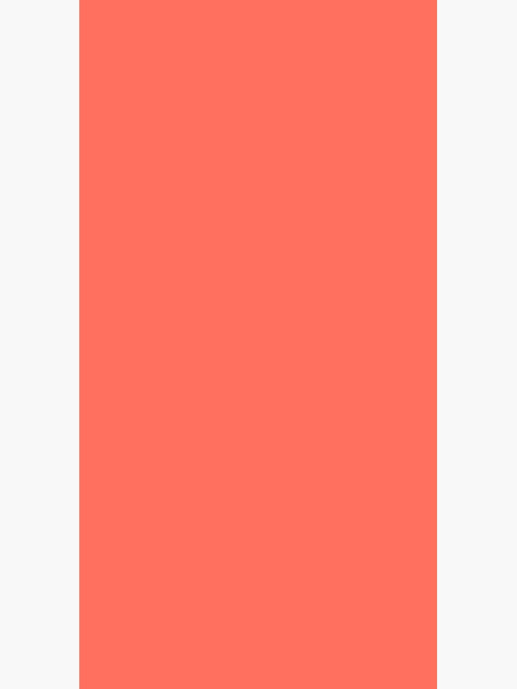 Living Coral 16-1546 TCX   Pantone Color of the Year 2019   Pantone   Color Trends   New York and London   Solid Color   Fashion Colors    by EclecticAtHeART
