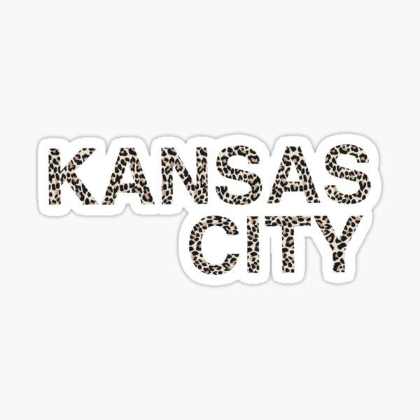 Kansas City Cheetah Sticker