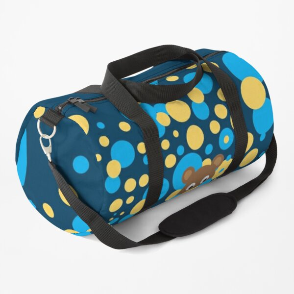 Teddy Bear: Bubbles Duffle Bag