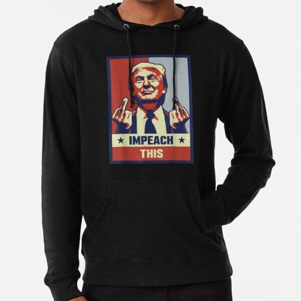 Donald Trump VS America Funny USA Presidentia Zipper Sweat Shirt Zip Sweatshirt