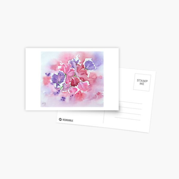 Scented Postcard