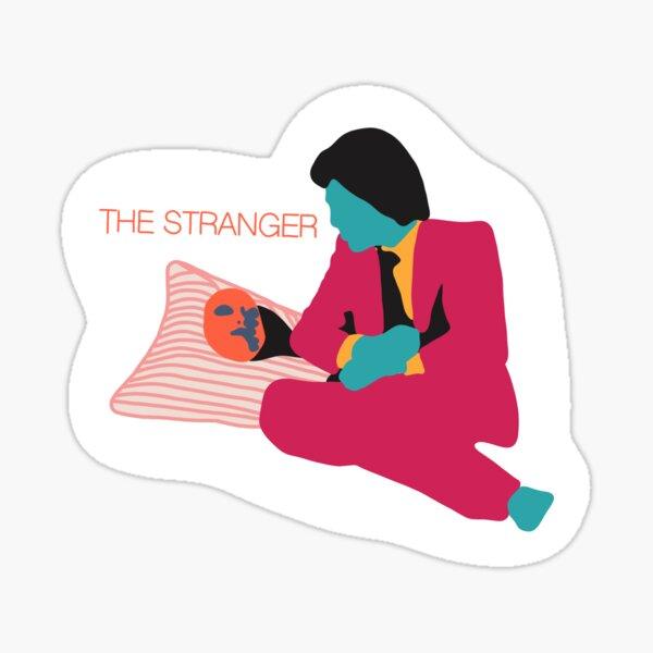 The Stranger Sticker