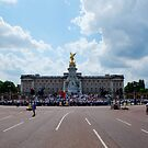 The Salvation Army Invades Buckingham Palace by Joel Gibson