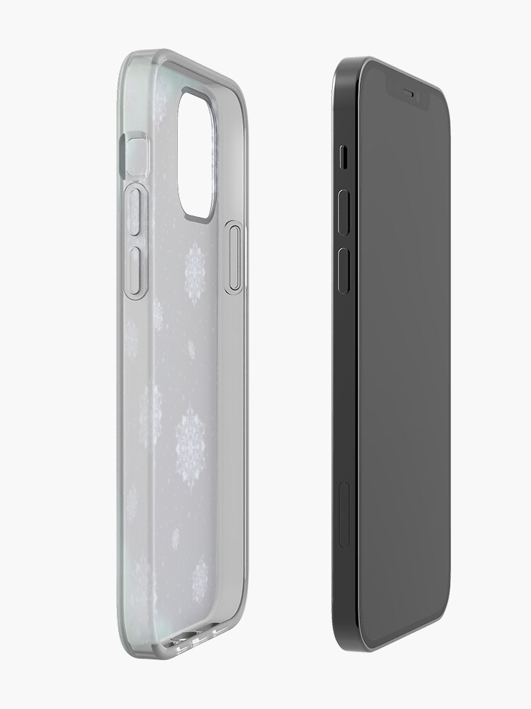 Alternate view of Crystal Aurora iPhone Case & Cover