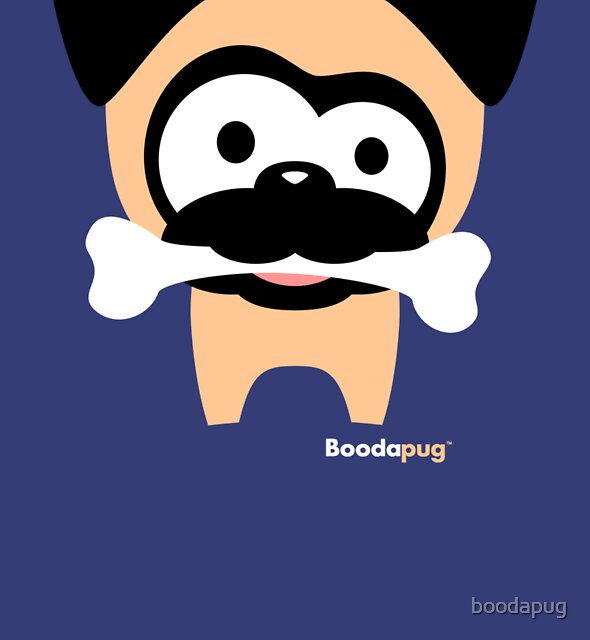 Tugg Bone! Wear (Dark Colors) by boodapug