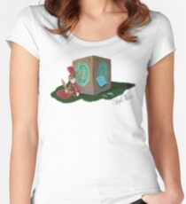 Pandorable (FULL) Women's Fitted Scoop T-Shirt