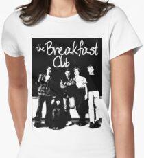 Breakfast club Tailliertes T-Shirt