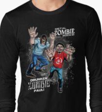 Metal ZOMBIE Jesus Long Sleeve T-Shirt