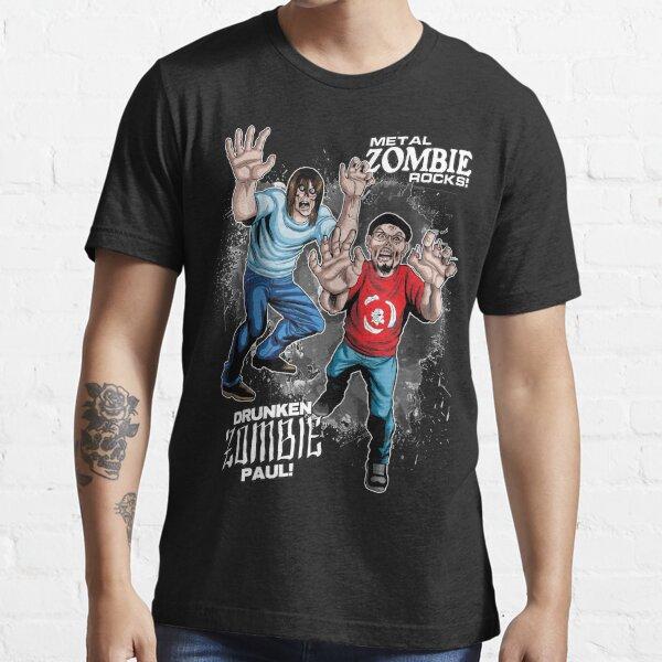 Metal ZOMBIE Jesus Essential T-Shirt