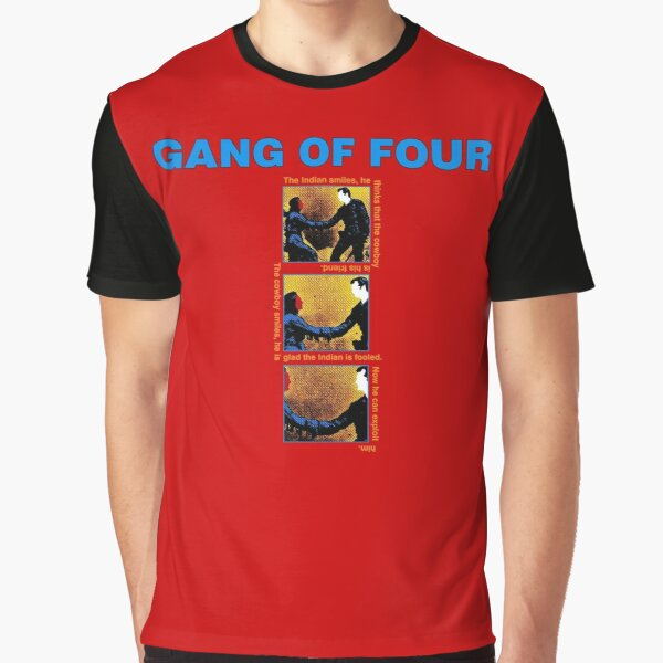 Gang Of Four Graphic T-Shirt
