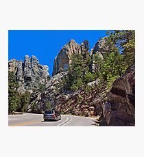 Road Trip Photographic Print