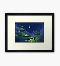Matters End Framed Print