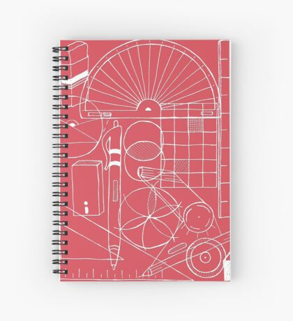 Math & Science Tools 1 Spiral Notebook
