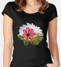 Shaymin used natural gift Women's Fitted Scoop T-Shirt