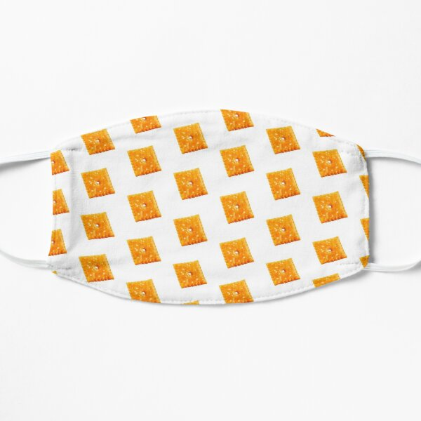 Cheez-It Flat Mask