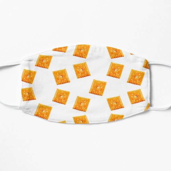 Cheez-Its Pack Flat Mask