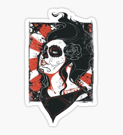 TASTY™ SUGAR SKULL Sticker