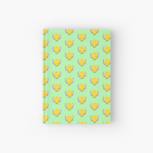 Lavender Lemonade Logo Hardcover Journal
