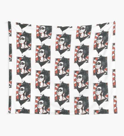 TASTY™ SUGAR SKULL Wall Tapestry