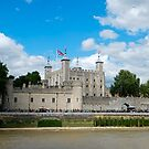 The Tower of London by Joel Gibson