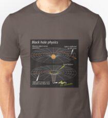 Black hole physics and yo momma T-Shirt