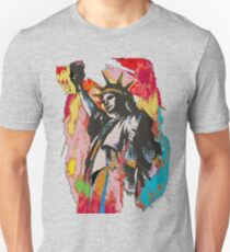 Lady Liberty Unisex T-Shirt