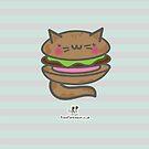 Catburger 2 by RosieParkinson