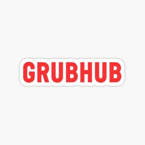 Grubhub Essentials Sticker