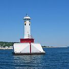 Round Island Passage Lighthouse by Jack Ryan