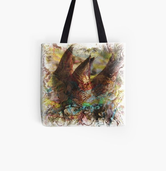 The Atlas Of Dreams - Color Plate 73 All Over Print Tote Bag