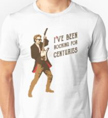 Doctor Who - Rocking for Centuries  T-Shirt