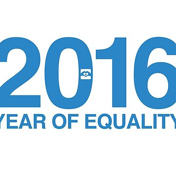 2016 Year of Equality by jayame