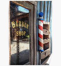 Barber Shop Poster