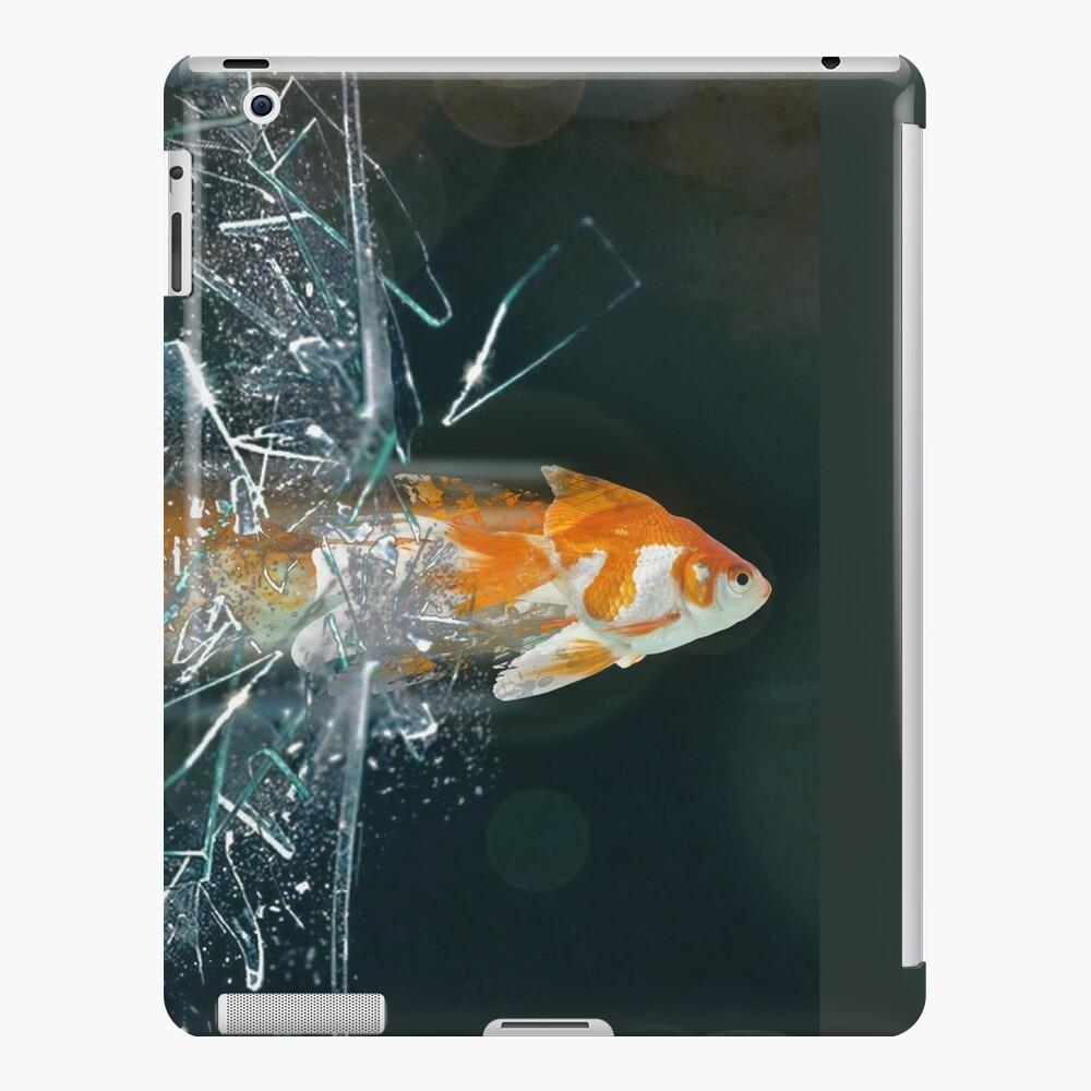 Schnelle Geschwindigkeit iPad-Hülle & Skin