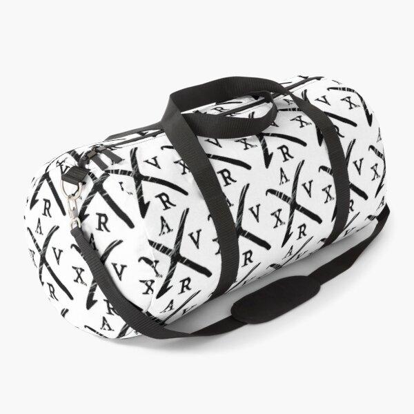 ARXV Brand Cross Logo Duffle Bag