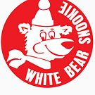 White Bear Snookie - Red by illicitsnow
