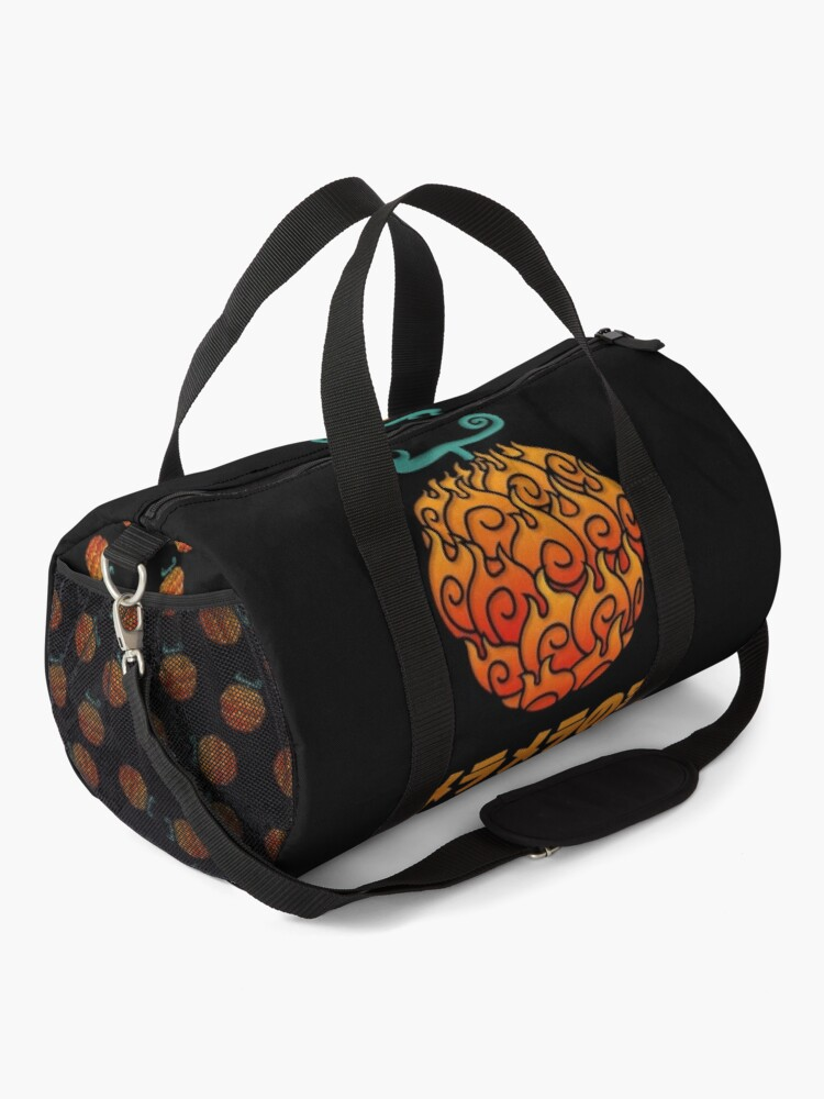 Alternate view of Flame Flame Fruit Duffle Bag