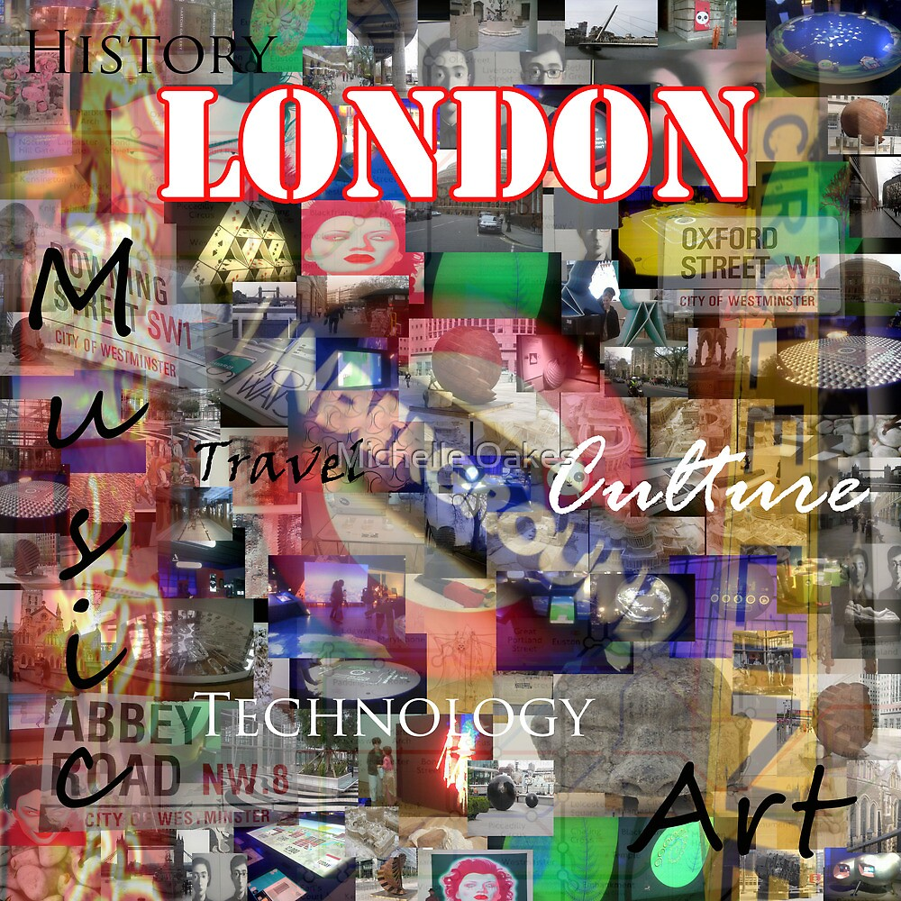 Photography art, london by Michelle Oakes