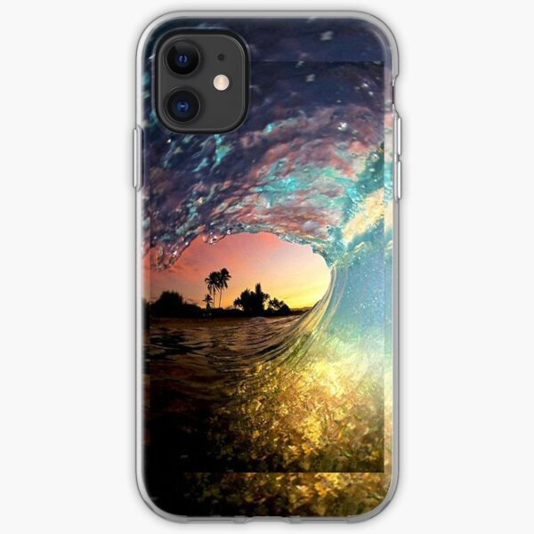 Wave iPhone Soft Case