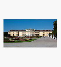 Schönbrunn, Vienna, Austria Photographic Print