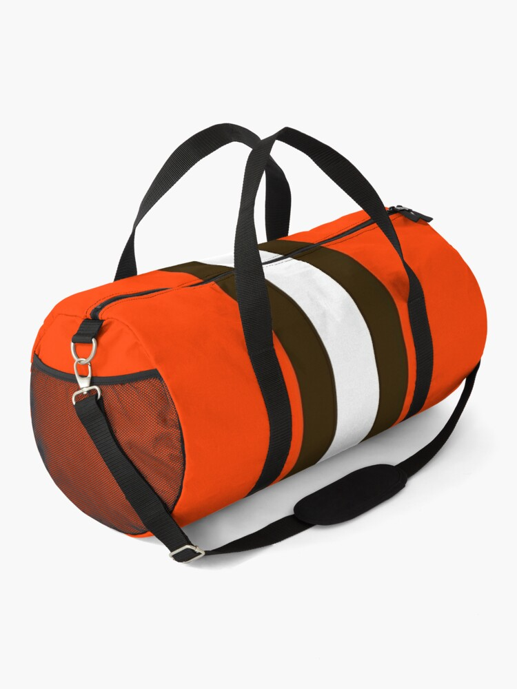 Alternate view of Cleveland Football  Duffle Bag