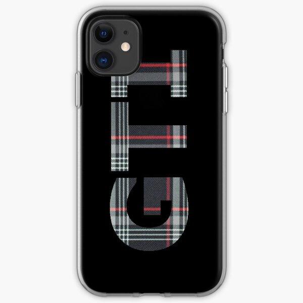 VW Golf GTI Karostreifen iPhone Flexible Hülle