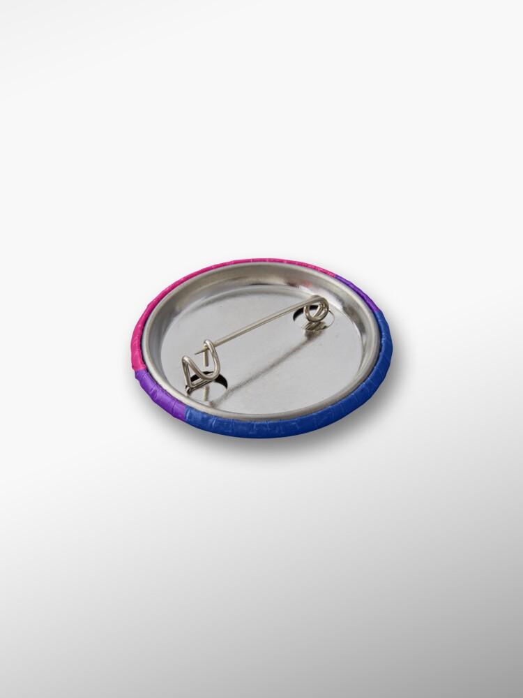 Alternate view of Solid Bisexual Pride Flag Pin