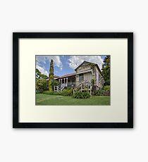 Kerry Bridge Hotel • Beaudesert Framed Print