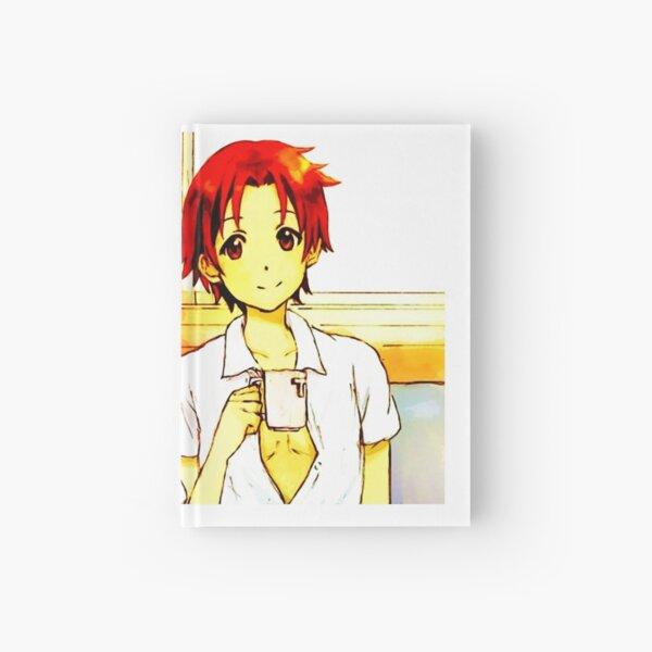 Anime Couple Taichi Inaba Hardcover Journal