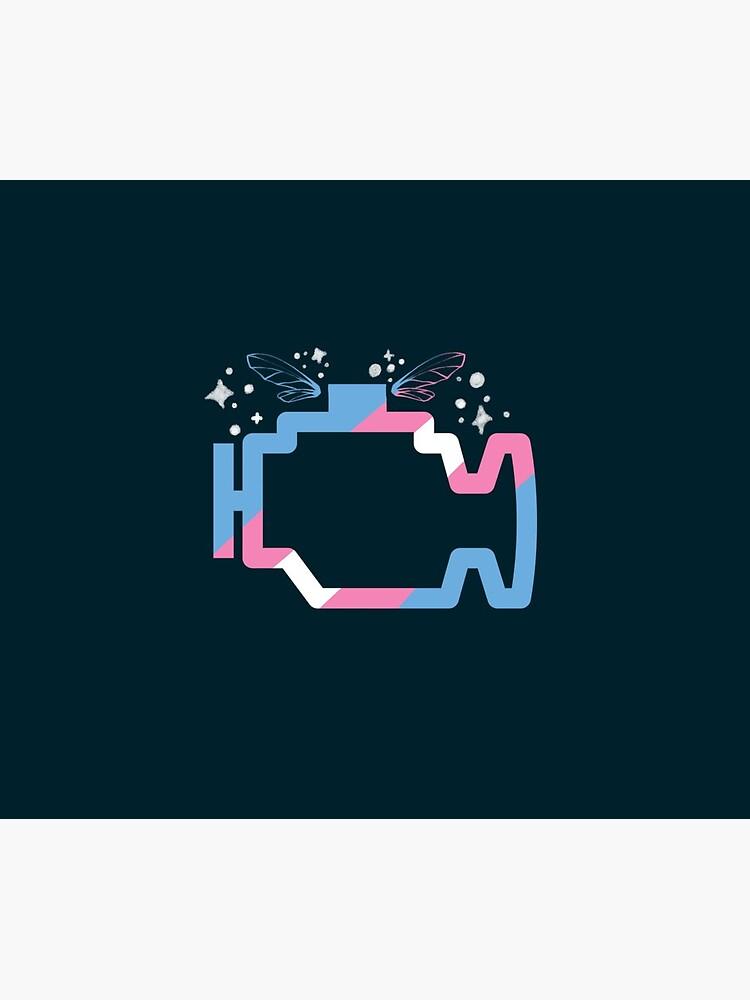 Transmission Folklore Logo by LavenderLem