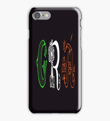 SOLD - GRÁ DESIGN iPhone Case/Skin