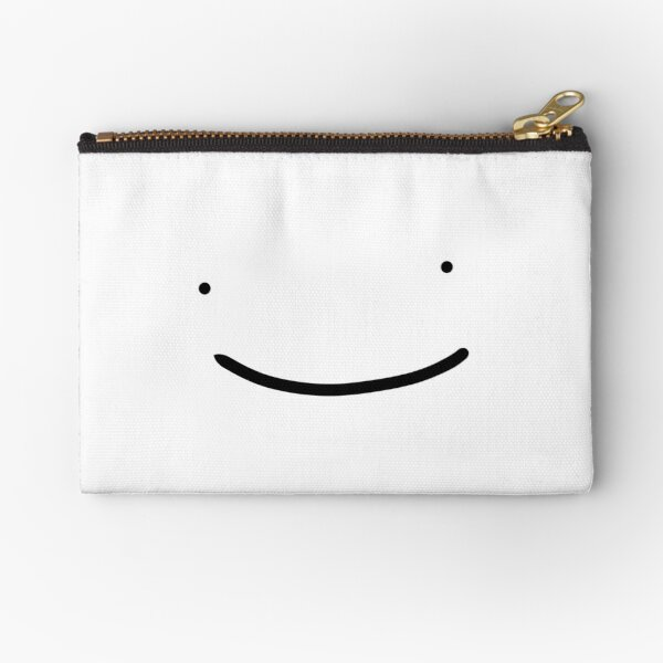 Dream face Zipper Pouch