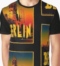 Berlin Gedächtniskirche Graphic T-Shirt